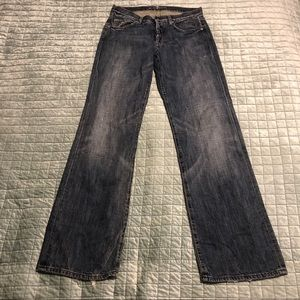 7 for all Mankind relaxed fit men's jeans